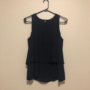 Navy JCrew Tank Top